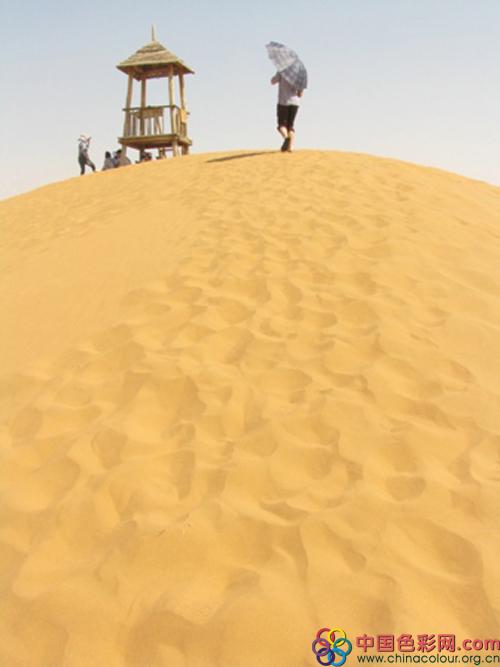 汉龙集团_腾格里沙漠-理工大学艺术与设计与设计学院美术系